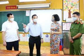 Kỳ thi lớp 10 THPT tại Hà Nội diễn ra thành công