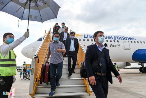 Hàng không, du lịch kỳ vọng đón khách quốc tế qua ứng dụng tiêm chủng