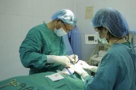 Bệnh viện GTVT TP.HCM đồng hành nâng cao chất lượng nhân lực ngành thẩm mỹ