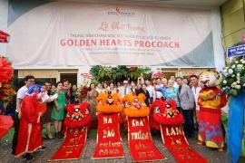 Khai trương Trung tâm Chăm sóc sức khỏe phục hồi tự nhiên GOLDEN HEARTS PROCOACH tại TP.HCM