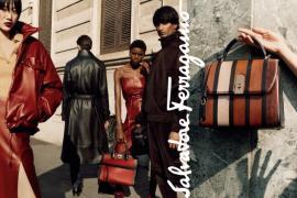 Salvatore Ferragamo tung chiến dịch quảng cáo Thu Đông 2019