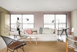 Sơn nội thất siêu cao cấp Dulux mang lại Không gian sống an toàn và hoàn hảo