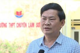 Hiệu trưởng THPT chuyên Lam Sơn bị đề nghị kỷ luật