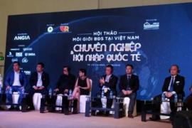"""Nhiều môi giới tại Việt Nam """"thờ ơ"""" và bỏ qua những quy định của pháp luật khi hành nghề"""
