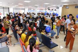 Thanh Hóa có Trung tâm tiêm chủng vắcxin lớn nhất miền Bắc