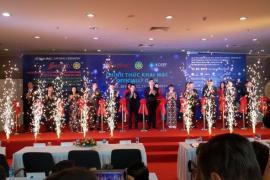 Những công nghệ mới nhất trong lĩnh vực năng lượng và tiết kiệm điện được trình diễn tại Vietnam Ete 2019 và Enertec Expo 2019