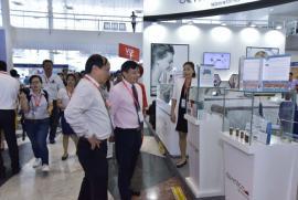 Triển lãm Medi - Pharm Danang 2019 quy tụ hơn 100 doanh nghiệp trong nước và quốc tế tham dự