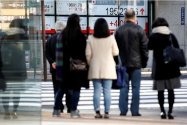 Chứng khoán châu Á thận trọng trước buổi điều trần của chủ tịch Fed