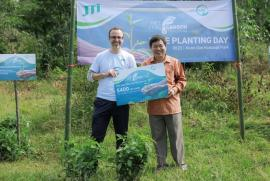 JTI Việt Nam hướng tới mục tiêu không phát thải CO2
