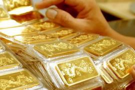 Giá vàng SJC vượt 55 triệu đồng/lượng, đắt hơn thế giới 2,22 triệu đồng/lượng