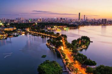Hà Nội đón 1,2 triệu lượt khách du lịch trong tháng 7