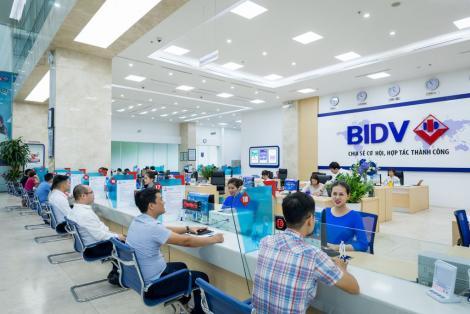 BIDV công bố giảm thêm 0,5% lãi suất cho vay từ ngày 01/7