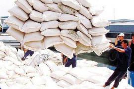 """Giá gạo Châu Á """"sụp đổ"""" do COVID-19"""