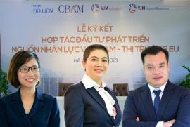 Ký kết hợp tác đầu tư triển khai hoạt động đào tạo và phát triển nguồn nhân lực Việt Nam cho thị trường Đức