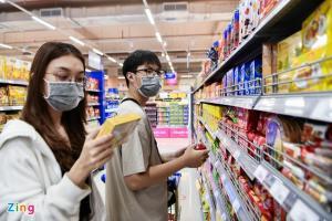 Hầu hết siêu thị ở TP.HCM đã mở cửa trở lại