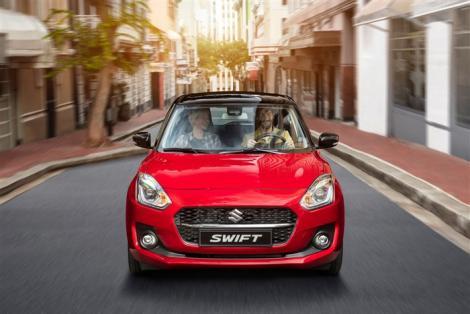 Suzuki Swift, lựa chọn cá tính cho lối sống năng động
