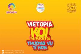 KOI MISSION – Thương Vụ Tí Hon: Sân chơi độc đáo dành cho Trẻ em