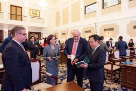"""Ra mắt """"Bộ Nguyên tắc Quản trị Công ty theo Thông lệ Tốt nhất"""" đầu tiên của Việt Nam"""