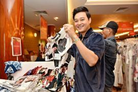 Các fashionista nô nức tham dự đại tiệc private sale DAFC