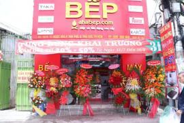 Khai trương Showroom Aha Bếp tại TP.HCM với nhiều thương hiệu uy tín