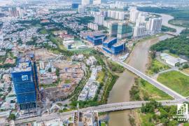Khu vực nào tại TP.HCM có giá bất động sản tăng mạnh nhờ hạ tầng bứt phá?