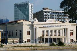 Đặt ở đâu Sở Giao dịch chứng khoán Việt Nam?