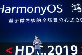 Huawei ra mắt hệ điều hành riêng 'HarmonyOS', khẳng định sẽ chuyển qua HarmonyOS nếu bị cấm dùng Android
