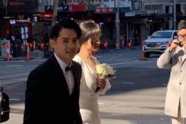 Bắt gặp Ông Cao Thắng và Đông Nhi chụp ảnh cưới trên đường phố Sydney, đám cưới đang đến rất gần?