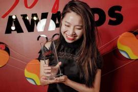 NTK Phương My vinh dự nhận giải NTK của năm