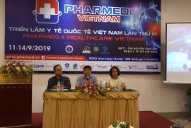 Triển lãm Y tế Quốc tế Việt Nam 2019 sắp diễn ra tại TP.HCM