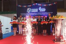 Triển lãm Máy móc Thiết bị Vui chơi Giải trí 2019 lần đầu tiên tại Việt Nam