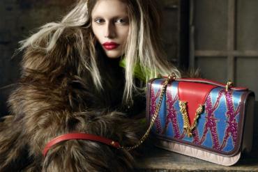 Mãn nhãn với chiến dịch quảng cáo mùa Thu Đông 2019 của Versace