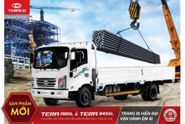 Daehan Motors ra mắt bộ đôi tân binh Tera190SL và Tera345SL