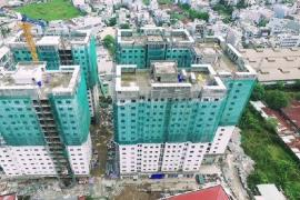 Tp.HCM đẩy mạnh phát triển NOXH, mục tiêu hoàn thành hơn 4.700 căn cuối năm 2020