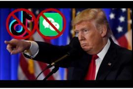 Ông Trump chính thức ký sắc lệnh cấm giao dịch với chủ sở hữu TikTok, WeChat