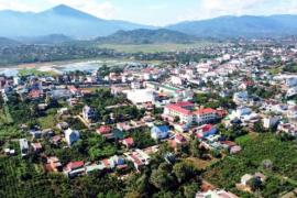 Lâm Đồng muốn quy hoạch thị trấn Di Linh thành 6 khu đô thị vào năm 2030