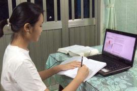 Bình Dương, học sinh sẽ học trực tuyến trong 2 tháng đầu năm