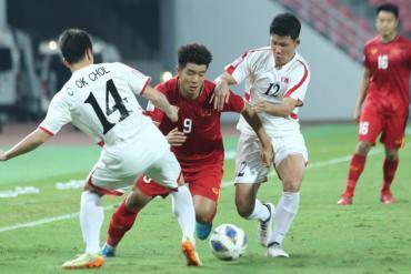 U23 Việt Nam dễ thở ở vòng loại U23 châu Á 2022