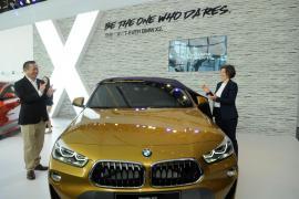 BMW X2 lần đầu tiên xuất hiện tại Việt Nam - Mẫu xe mới nhất và khác biệt nhất trong dòng X