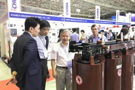 Triển lãm quốc tế lần thứ 7 Electric & Power Vietnam 2018 đã thu hút rất đông khách trong nước và quốc tế đến tham quan trong ngày khai mạc