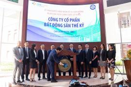 50 triệu cổ phiếu của CENLAND chính thức chào sàn HOSE