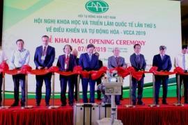 Khai mạc Triển lãm VCCA 2019 tại Hà Nội