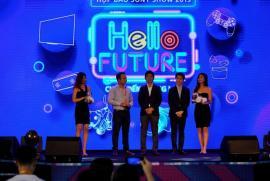 "Sony Show  2019 - ""Hello Future – Chạm đến tương lai"""