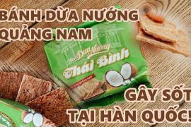 Bánh dừa nướng của Việt Nam đang hót hòn họt tại Hàn Quốc: có gì hay ở loại bánh đặc sản nước mình khiến giới trẻ Hàn phát cuồng?