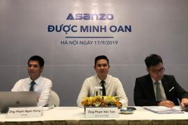 CEO Asanzo: 'Chúng tôi muốn sống và hy vọng được sống'