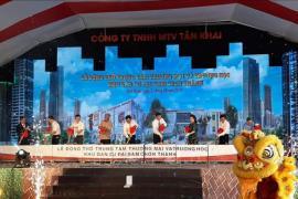 Xây dựng trường học và trung tâm thương mại Đại Nam tại tỉnh Bình Phước