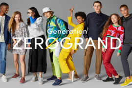 Cole Haan ra mắt đôi sneaker siêu nhẹ GENERATION ZERØGRAND
