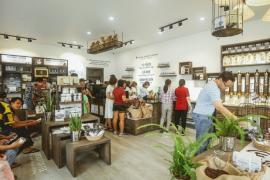 Làn sóng bùng nổ cửa hàng Trung Nguyên E-Coffee với phí nhượng quyền 0 đồng
