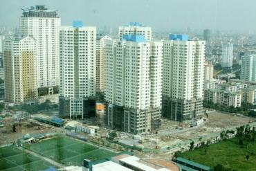 Giá nhà tại Thành phố Hồ Chí Minh tăng cao