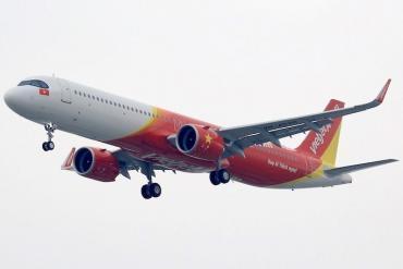 Vietjet kết nạp dòng tàu bay mới nhất của Airbus vào đội tàu bay